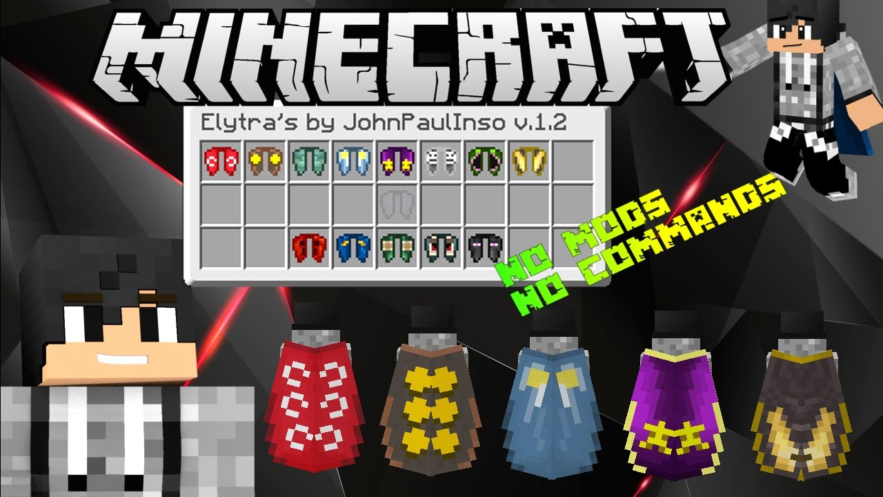 Minecraft How To Get Mojang And Special Capes No Modscommands