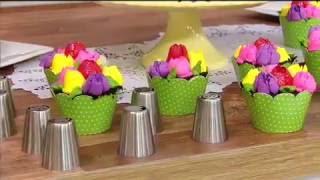 Técnica de Chantininho e Bicos Russos – Receitas Dia Dia