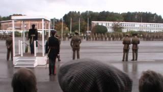Gurkhas intake 2011 passing out parade .