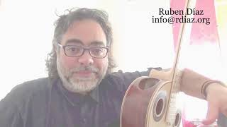 Celebrate 2018   /   Learning Paco de Lucia´s Style   /    Ruben Diaz