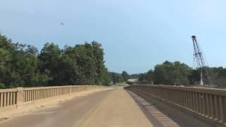 White River Bridge at Newport, Arkansas