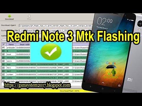 redmi-note-3-mtk-flashing