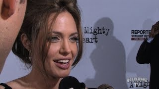 'A Mighty Heart' Premiere Thumb