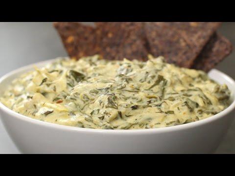 Slow Cooker Spinach & Artichoke Dip