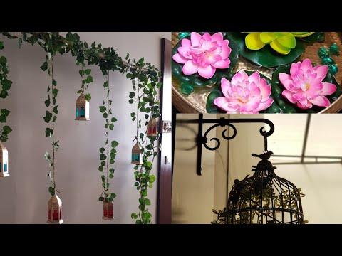 MY HOME ENTRANCE DECOR/ HINDI VLOG/OUTDOOR DECOR