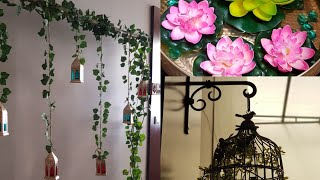 MY HOME ENTRANCE DECOR/ HINDI VLOG/OUTDOOR DECOR