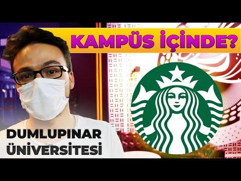 Kütahya Dumlupınar Üniversitesi'nin Avantaj ve Dezavantajları   Kampüs İçine Starbucks Açıldı?