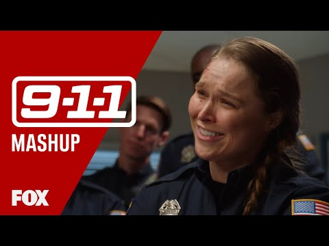 The Women Of 9-1-1 | Season 3 | 9-1-1
