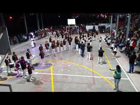 Latin Music Band  San Mateo Quetzaltenango 2018