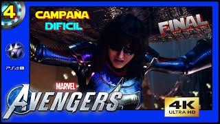 Vídeo Marvel's Avengers