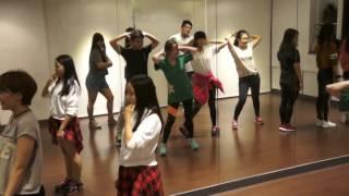 TWICE-TT dance cover 1_jimmy dance Joda老師