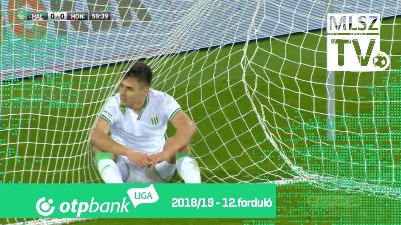 Szombathelyi Haladás - Budapest Honvéd | 0-1 (0-0) | OTP Bank Liga | 12. forduló | 2018/2019