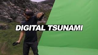 UNIQ POET - Digital Tsunami (Spoken Word Video)