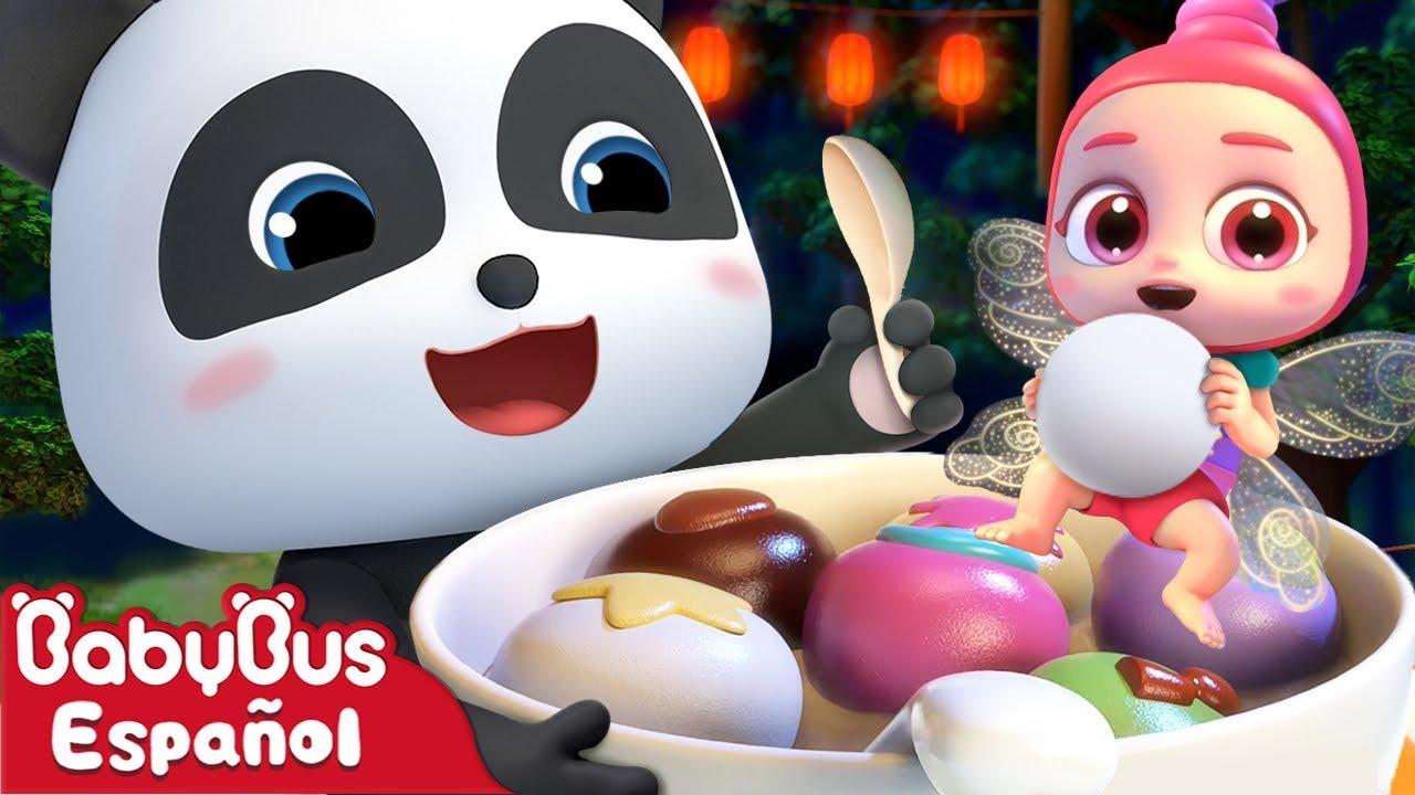 ¿Quiere comer dulces bolas de arroz? | Canción Infantil | Video Para Niños | BabyBus Español