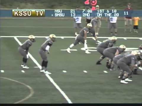 9-27-2014 - SMSU Football vs Northern State University