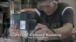 Arcade Cabinet: Building The Control Panel