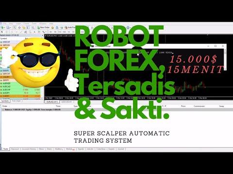 Robot Forex Super Scalper EA Expert Advisor 15000$ Dalam 15 Menit