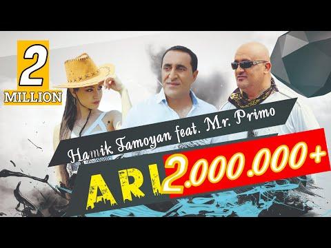 HAMIK TAMOYAN Feat. Mr. PRIMO - ARI ARI