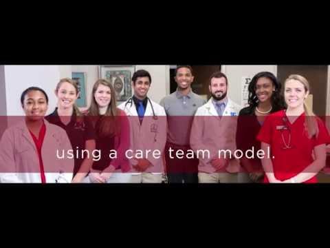 The Interprofessional Education Program at the University  of South Carolina