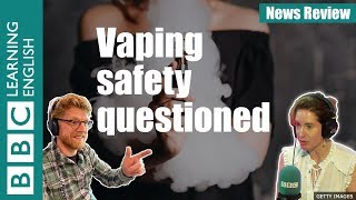 Teen nearly dies from vaping - Watch News Review