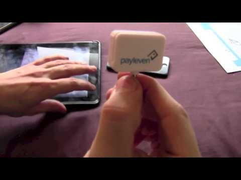 Mobile Credit Card Payments with Payleven