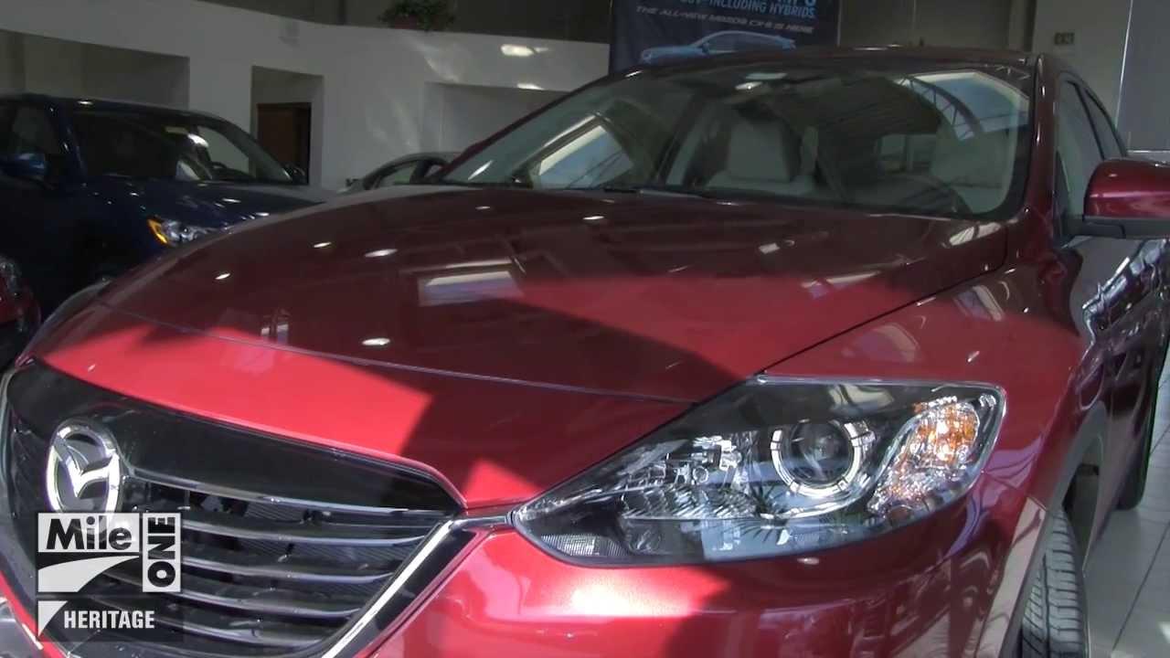Mazda Dealership Md >> New 2013 Mazda Cx 9 Video Tour Md Mazda Dealer Towson Youtube