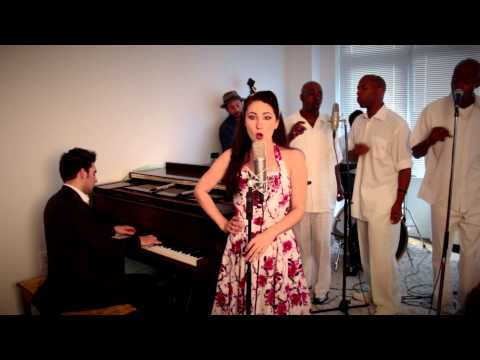 Problem - Vintage '50s Doo-Wop Ariana Grande Cover Feat. Robyn Adele Anderson & The Tee - Tones