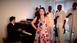 Repeat youtube video Problem - Vintage '50s Doo-Wop Ariana Grande Cover ft. The Tee - Tones