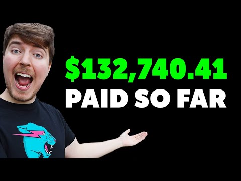 If You Click This Video I'll Give My Friend .001$ - MrBeast