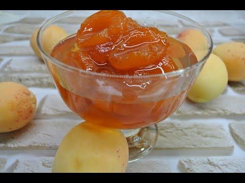 Как сварить абрикосовое варенье чтобы дольки были целыми