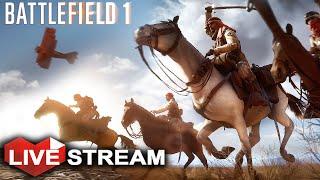 BATTLEFIELD 1 Gameplay: WORLD WAR ONE | Multiplayer Live Stream
