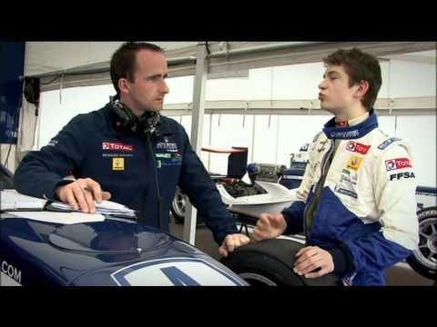 école de compétition du mans auto sport academy 2eme partie
