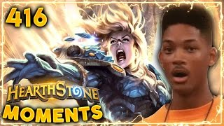 HUGE Avenging Wrath LUCK..!! | Hearthstone Un