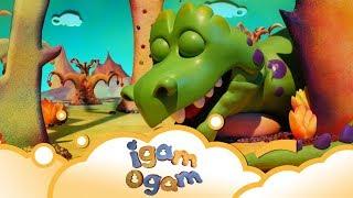 Igam Ogam: Are You Ticklish? S1 E25 | WikoKiko Kids TV