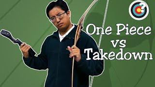 Archery | One-Piece or Takedown Bows?
