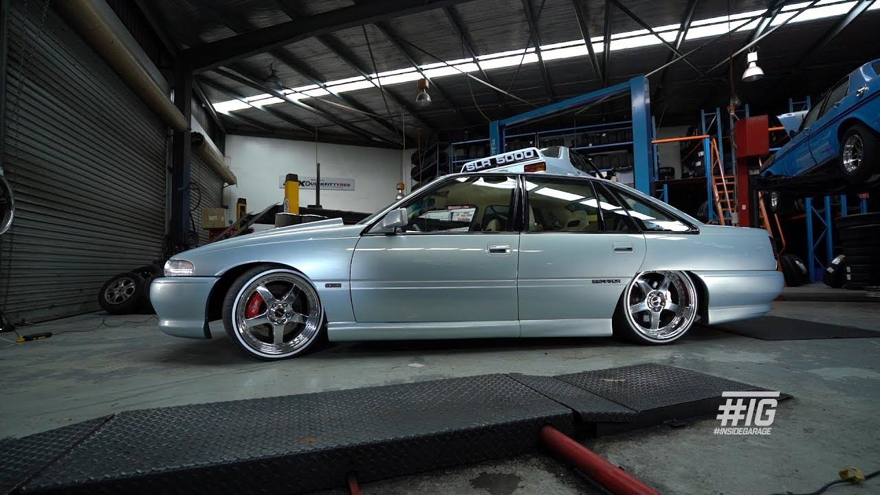 Car Vs  Car Garage