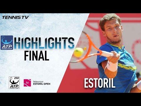 Carreno Busta Prevails In Estoril 2017 Final Highlights