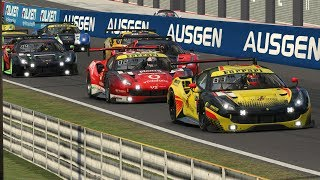 ¡NO LE PILLO! Ferrari Fixed Mount Panorama // IRACING