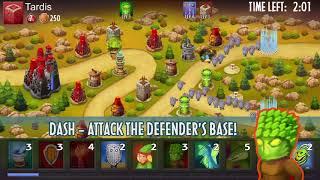 Dash or Defend