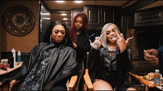 Mulatto X Trina - Real B*tches From Da Souf (Interview)