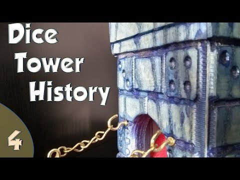 Dice Tower History - Building the Vision