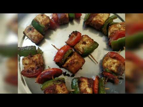 Quick Simple Paneer Dry Dish - பனீர் டிரை டிஷ் - Bachelor Samayal