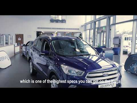 Ford Kuga Leasing Deal