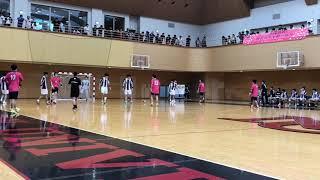 2018関東学生春季ハンドボールリーグ2日目 日大vs明大の終盤ダイジェスト   明大必死の追撃も及ばず日大が28ー26で逃げ切り勝ち。要所でGK宮國の堅守が光った。