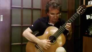 """God Save the King/Queen"" - British National Anthem (Classic Guitar Arrangement by Giuseppe Torrisi)"