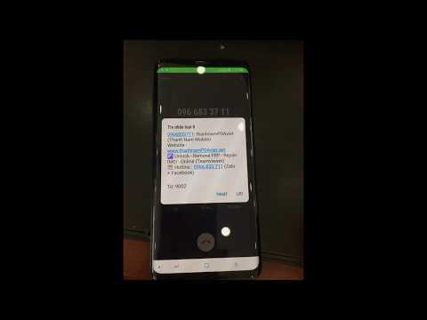 Galaxy S9 SC-02K Unlock | Galaxy S9 SC-02K Mở Mạng