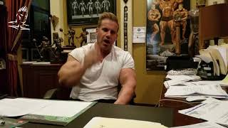 Jay Cutler talks about the 3 most important and necessary meals