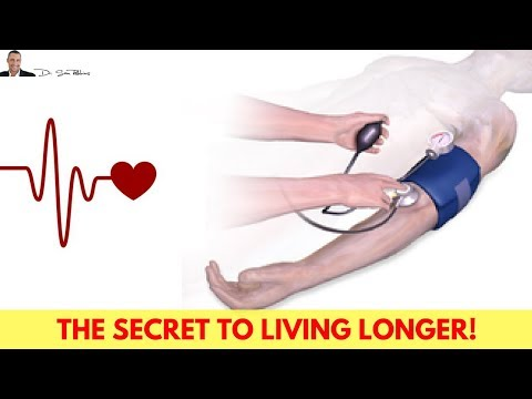 🌡  The Secret To Living Longer, By Controlling Your Blood Pressure