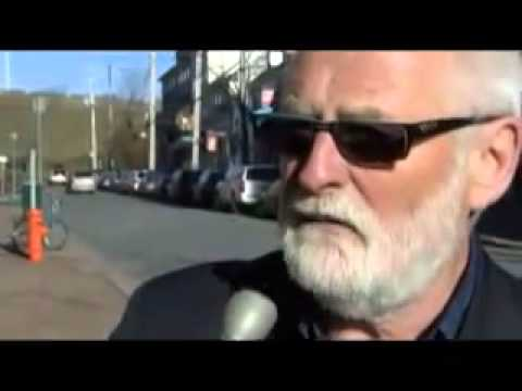 Funny Irish interview about there economy crisis