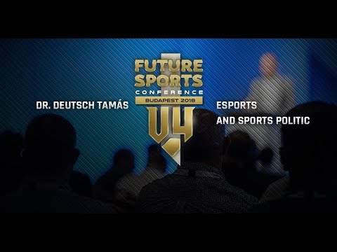 V4 Future Sports Fest Business Conference Budapest 2018 - Dr. Deutsch Tamás - 2.